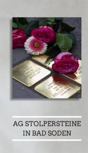 StolpersteinFlyerCover